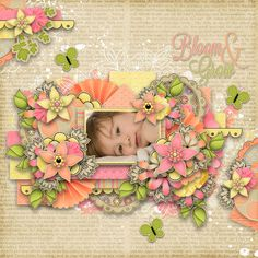 Credits:Every Bloomin'Thing-March Pickle Barrel  by Fayette Designs  http://www.pickleberrypop.com/shop/manufacturers.php?manufacturerid=85  Dreamland Template by Eudora Designs  http://eudoradesigns.blogspot.de/2013/03/dream-land-freebie4.html