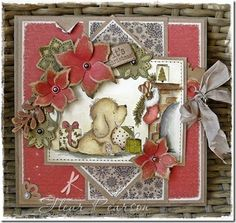 Christmas Animals and Sentiments – available now! Christmas Albums, Christmas Scrapbook, Christmas Themes, Christmas 2017, Winter Cards, Holiday Cards, Christmas Cards, Christmas Stocking, Holiday Ideas