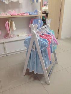 Детская ручной работы. Ярмарка Мастеров - ручная работа. Купить Напольная вешалка для детской одежды. Handmade. Коричневый, для детской