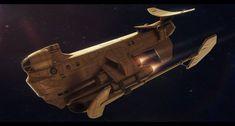 Koros Spaceworks Eminence-class yacht by Shoguneagle on DeviantArt