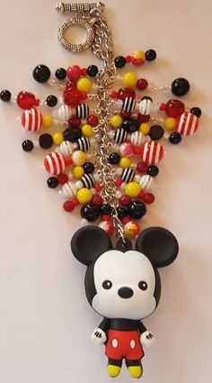 Mickey Purse Charm available at www.facebook.com/magic365