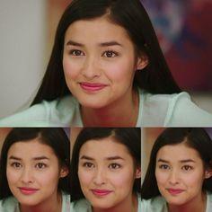 Haha so sweat. Lisa Soberano, Enrique Gil, Filipina Beauty, Macbook Skin, Kathryn Bernardo, Jadine, Serum, Face, Arms