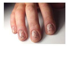 awe inspiring nail art designs for short nails 12 ~ thereds.me nails beeindruckende Nail A Short Gel Nails, Short Nails Art, Minimalist Nails, Nails Gelish, Ten Nails, Indigo Nails, Magic Nails, Modern Nails, Dream Nails