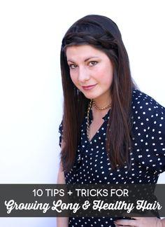 Lijnen over: 10 tips voor het kweken van Lang en gezond haar