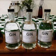 Gin-Destillierkurs in Kiel  #Destillieren #Seminar