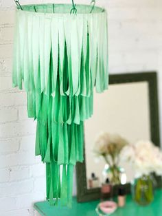 Go With The Flow Re Create This Modern Style Chandelier
