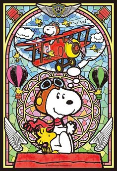 Snoopy & the Red Barron Snoopy Love, Charlie Brown And Snoopy, Snoopy And Woodstock, Snoopy Images, Snoopy Pictures, Peanuts Cartoon, Peanuts Snoopy, Snoopy Wallpaper, Flying Ace