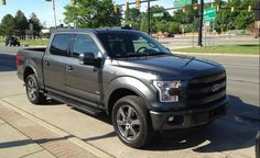 2015 Ford F-150 Spied Undisguised In Detroit
