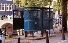 Public (man)toilets, Amsterdam