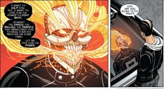 The all new Ghost Rider