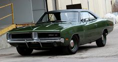 Outstanding 1969 Dodge Charger Restoration