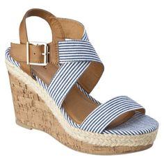 Women's Merona® Eireen Wedge Sandal - Assorted.Opens in a new window