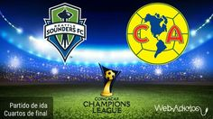 Seattle vs América, Concachampions 2016 ¡En vivo por internet! | Cuartos de final - https://webadictos.com/2016/02/23/seattle-vs-america-cuartos-concachampions-2016/?utm_source=PN&utm_medium=Pinterest&utm_campaign=PN%2Bposts