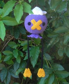 Yet another of my pokemon plushies. and then they'll come up with more pokemon to make LOL) I&. Pokemon Crochet Pattern, Plush Pattern, Crochet Patterns Amigurumi, Free Pattern, Pikachu Crochet, Amigurumi Doll, Cute Crochet, Crochet Crafts, Yarn Crafts