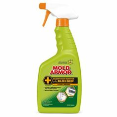 Amazon.com: Mold Armor FG523 Mildew Stain Remover Plus Blocker, Trigger Spray 32-Ounce: Home Improvement
