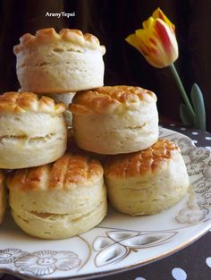 Hungary Food Hungary Food For Information Access our Site Hungarian Cuisine, Hungarian Recipes, European Cuisine, Pogaca Recipe, Slovakian Food, Hungary Food, Cake Recipes, Dessert Recipes, French Bakery