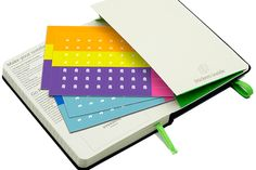 Workbook maker partners with Evernote to create a day-book that bridges online and offline note-taking.