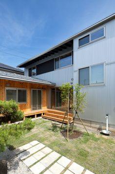 House Shiojiri / MTKarchitects  arch.Akira Metoki. photo:Hiroaki Hayashi