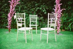 Garden Ceremonies at the Glenview Hotel Outdoor Weddings, Real Weddings, Dining Chairs, Wedding Ideas, Garden, Furniture, Home Decor, Garten, Decoration Home