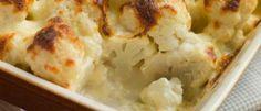 Parmesan Roasted Cauliflower | The Biggest Loser