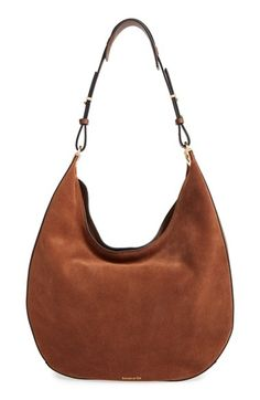 Details about NEW Authentic GUCCI Canvas/Leather Hobo BAG Handbag ...