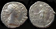 Lucilla (164 - 183 A.D.)