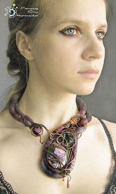 Necklace. Beautiful design