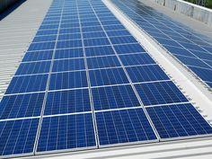 Opificio industriale. Realizzazione di impianto fotovoltaico della potenza di 49,95 kW.