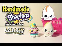How To Make Shopkins: Rub A Glove Polymer Clay Tutorial! - YouTube