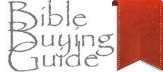 Bible Buying Tip – Bible Translations