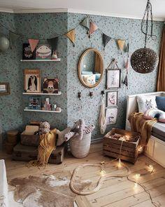 Likes, 69 Comments - Nordic ➳ Rustic ➳ Bohemian ( . - Likes, 69 Comments – Nordic ➳ Rustic ➳ Bohemian ( … – # Check more at - Room Ideias, Ideas Dormitorios, Nursery Decor, Room Decor, Deco Kids, Cute Dorm Rooms, Kids Decor, Decor Ideas, My New Room