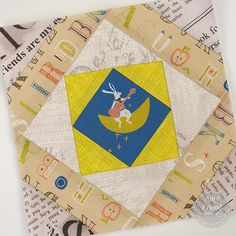 Mosaic Block   by During Quiet Time (Amy)