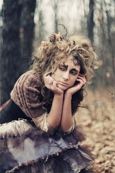 Lady Lacious, For more lovely vintage mori girl fairy tale...