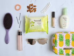 On the go summer essentials! AD #AveenoAdvocates | oliveandivyblog.com