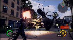 [Video] EARTH DEFENSE FORCE: IRON RAIN Gameplay - TGS2017