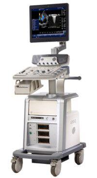 Nowoczesny aparat USG LOGIQ P 6 z opcją kardiologiczną umożliwia nam na badania echa także przy wadach serca.