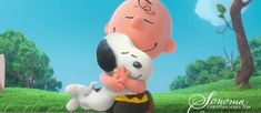 Snoopy and Charlie Brown The Peanuts Movie Official HD Trailer Snoopy Love, Snoopy Et Woodstock, Charlie Brown Und Snoopy, Charlie Brown Christmas, Merry Christmas, Peanuts Snoopy, Peanuts Movie, Peanuts Characters, Movie Characters