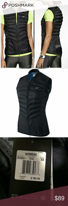 b9618e4936e3 Nike Aeroloft 800 down running vest New with tags. Perfect condition. No  trades.