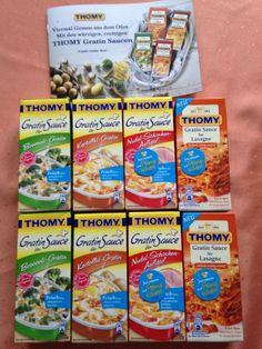 Thomy Gratin Saucen #brandnooz #thomy