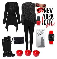 """""""Untitled #101"""" by shirleyarrington on Polyvore featuring Nails Inc., Casetify, Bitossi, NYX, OPI, women's clothing, women, female, woman and misses"""