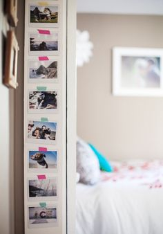 Display your Instax prints in an unexpected corner!