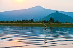 Deep in the Cascade Lakes, Oregon