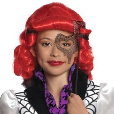 Monster High Operetta Wig - that red hair do is so cool!