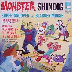"""Monster Shindig"""" and """"Mad Monster Party"""" 