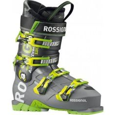 Combining excellent downhill performance with a ski/hike lever to make climbing easy—the intermediate-level Rossignol Alltrack 120 ski boots. Ski Boots, Hiking Boots, Alpine Skiing, Ski Ski, Apres Ski, Ski Equipment, Snowboarding Outfit, Best Skis, Snow