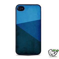 Mix Blue iPhone 5 Case | iPhone 5S Case