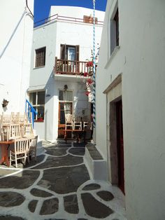 >days in mykonos town<