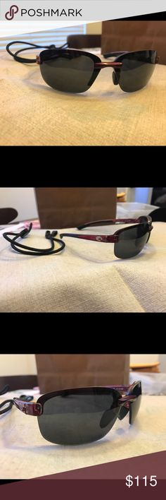 e14b5ba325d1e Costa Sunglasses FOR SALE!!! Costa Sunglasses. Hardly worn