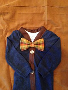 Lawerence  Baby Boy Clothes  Newborn Outfit  by ChristolandCompany, $31.99