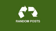 Membuat Random Posts yang super ringan SEO Friendly